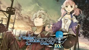 Atelier Escha and Logy Alchemists of the Dusk Sky DX-CODEX
