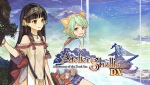 Atelier Shallie Alchemists of the Dusk Sea DX-CODEX