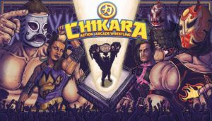 CHIKARA Action Arcade Wrestling-DARKSiDERS