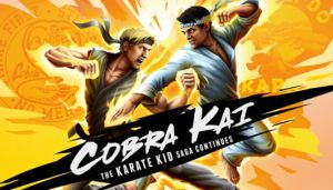 Cobra Kai The Karate Kid Saga Continues-CODEX