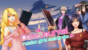 DateJournal: Russian Girls Dating Sim