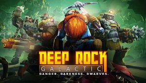 Deep Rock Galactic-CODEX