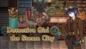 Detective Girl of the Steam City-DARKSiDERS