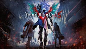 Devil May Cry 5 Deluxe Edition