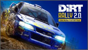 DiRT Rally 2 0 Colin McRae FLAT OUT-CODEX