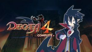 Disgaea 4 Complete Plus-CODEX