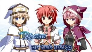 Realm of the hero-DARKZER0