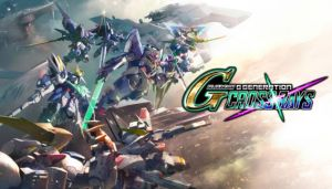 SD GUNDAM G GENERATION CROSS RAYS-CODEX
