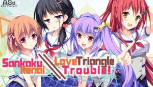 Sankaku Renai Love Triangle Trouble-DARKSiDERS