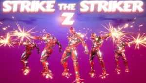Strike The Striker Z-DARKSiDERS