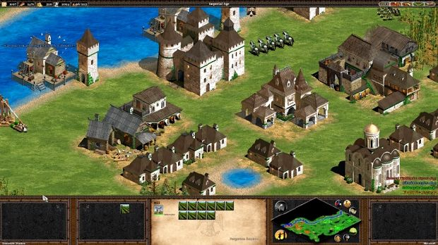 Age of Empires II HD The Forgotten PC Crack