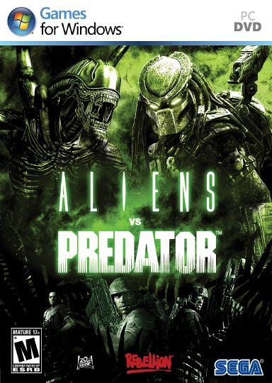 Aliens vs. Predator PC Crack