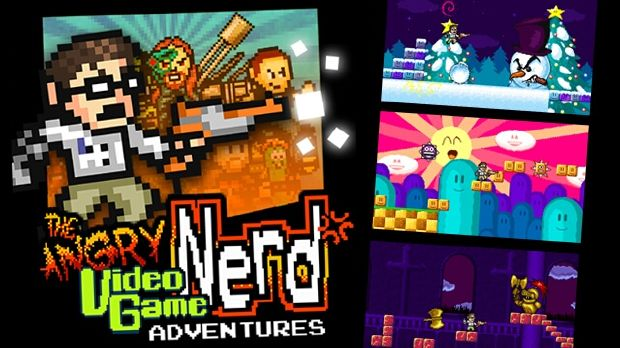 Angry Video Game Nerd Adventures Free Download