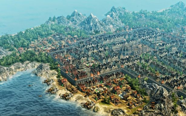 Anno 1404 Gold Edition Torrent Download