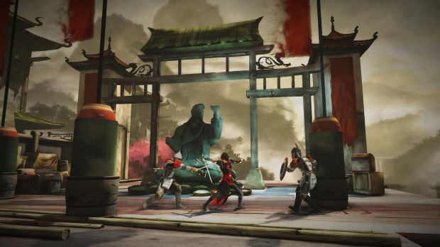 Assassin's Creed Chronicles: China Torrent Download