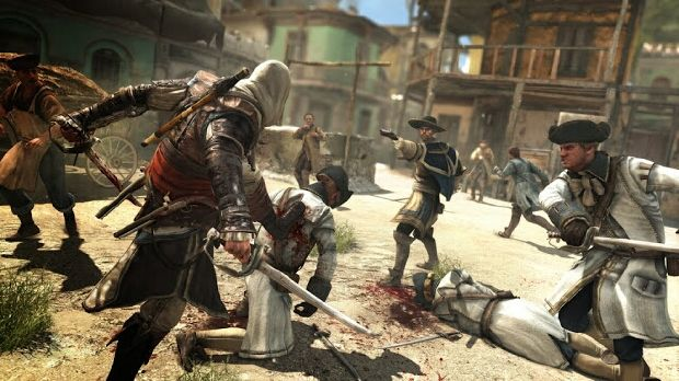 Assassin's Creed IV Black Flag PC Crack