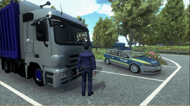 Autobahn Police Simulator PC Crack