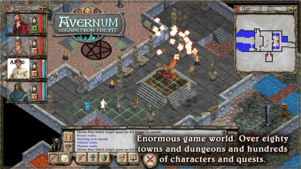 Avernum: Escape From the Pit Torrent Download