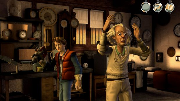 Back to the Future: The Game Torrent Download