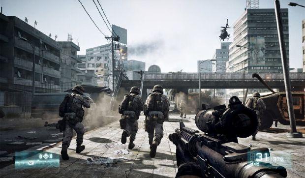 Battlefield 3 PC Crack