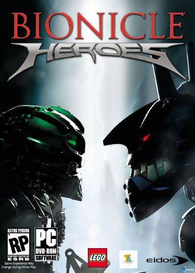 Bionicle Heroes Free Download