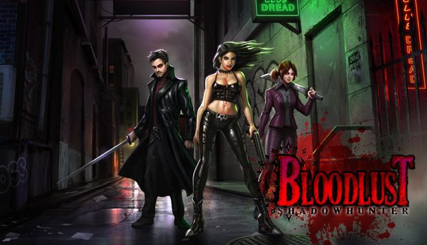 BloodLust Shadowhunter Free Download