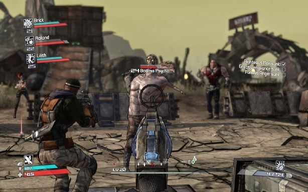 Borderlands 1 PC Crack