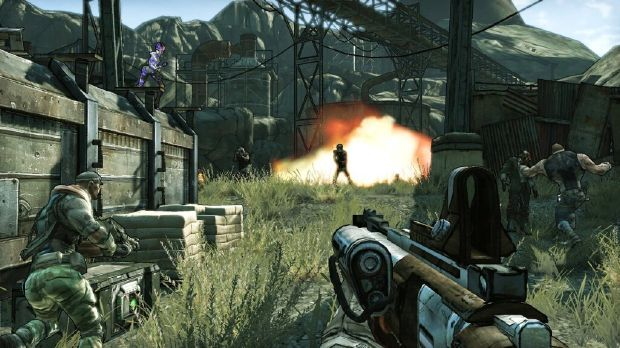 Borderlands 1 Torrent Download