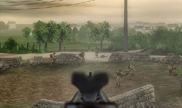 Brothers in Arms: Road to Hill 30  PC Crack