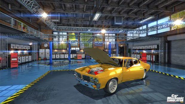 Car Mechanic Simulator 2015 Gold Edition PC Crack