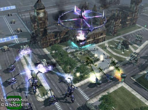 Command & Conquer 3: Tiberium Wars Torrent « Games Torrent