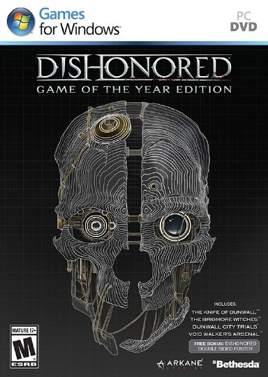 Dishonored Game of The Year Edition Free Download