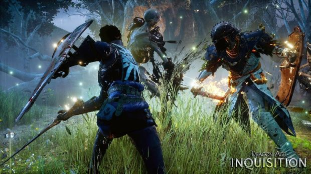 Dragon Age Inquisition Deluxe Edition PC Crack