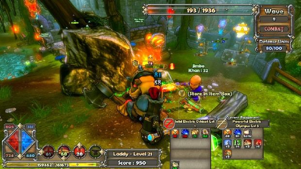 Dungeon Defenders PC Crack