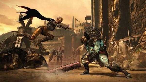 Mortal Kombat X  v20150812 Patchfix Torrent Download