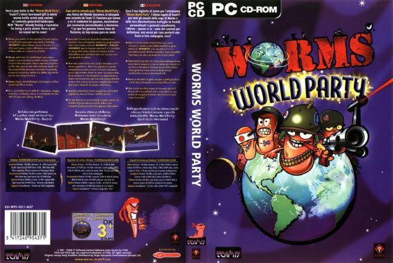 Worms World Party Remastered Free Download