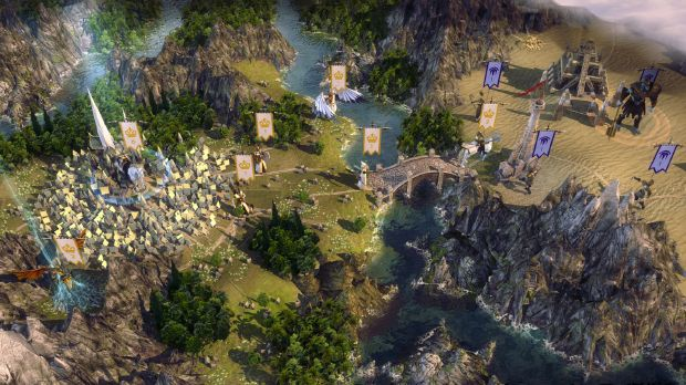 Age of Wonders III Deluxe Edition PC Crack