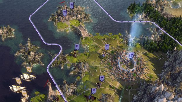 Age of Wonders III Deluxe Edition Torrent Download