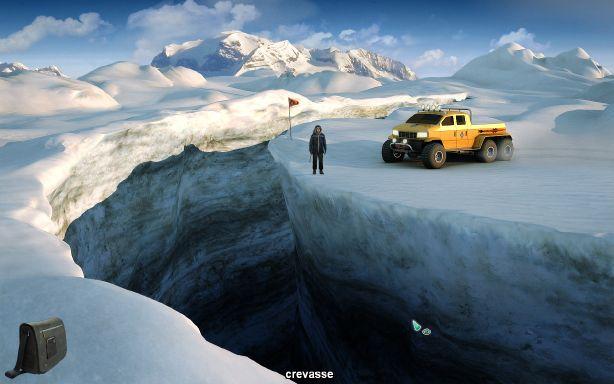 Alpha Polaris : A Horror Adventure Game Torrent Download