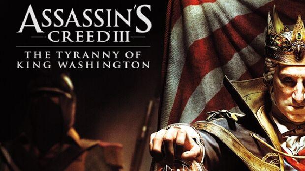 Assassin's Creed 3 Tyranny Of King Washington Free Download