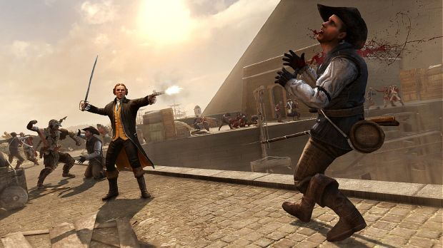 Assassin's Creed 3 Tyranny Of King Washington Torrent Download