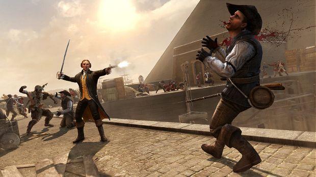Assassin's Creed 3 Tyranny Of King Washington Torrent Download