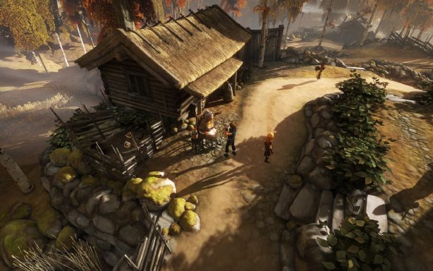 Brothers: A Tale of Two Sons PC Crack