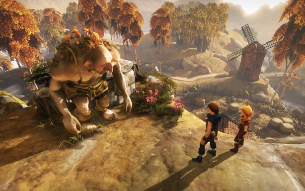 Brothers: A Tale of Two Sons Torrent Download