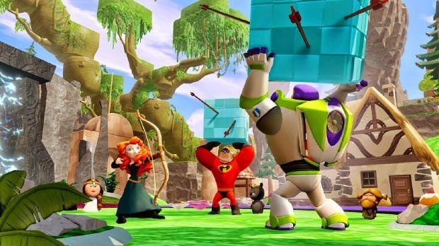 Disney Infinity 2.0: Marvel Super Heroes PC Crack