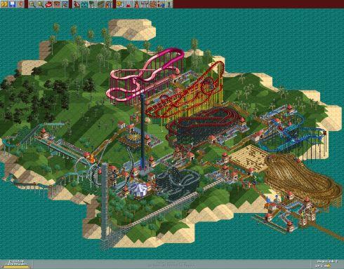 RollerCoaster Tycoon Deluxe Torrent « Games Torrent