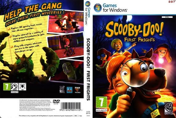 Scooby Doo First Frights Reloaded Pcgamestorrents