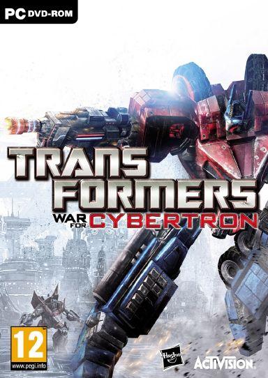 Transformers: War for Cybertron Torrent « Games Torrent