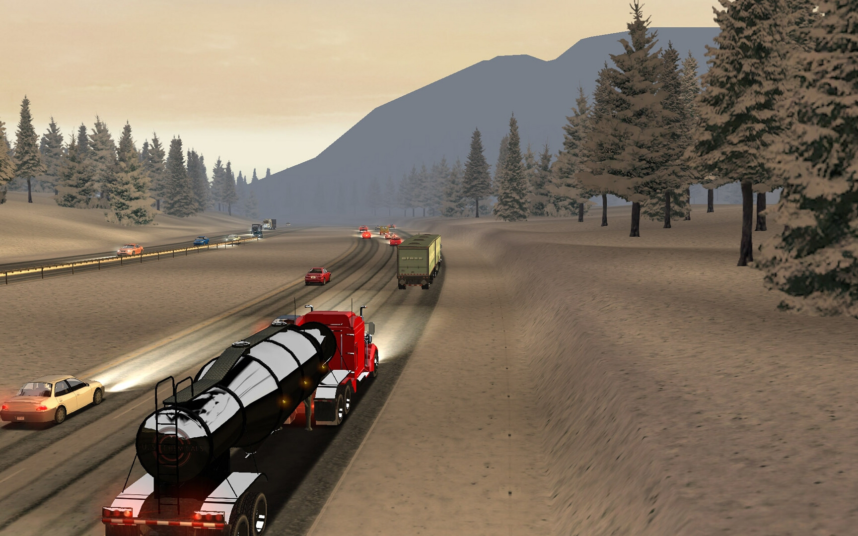 18 Wheels of Steel Across America on Steam