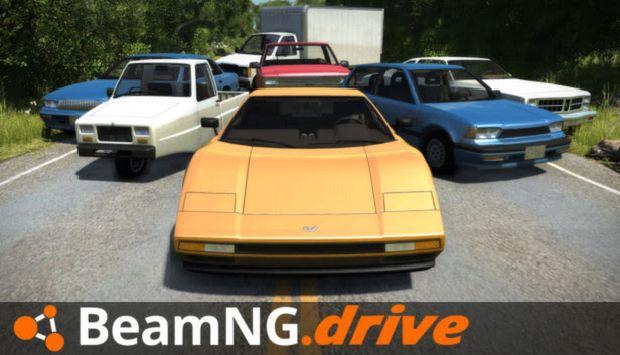 BeamNG.drive Free Download